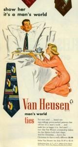 Hey I Have Van Heusen Shirts!